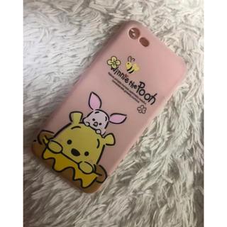 iPhone8 case プーさん