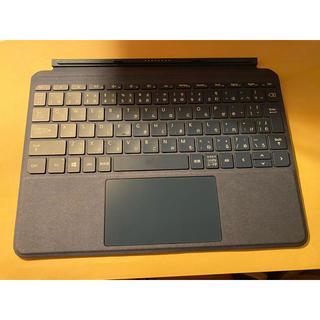 マイクロソフト(Microsoft)の 【純正】Surface Go タイプ カバー KCS-00039(PCパーツ)