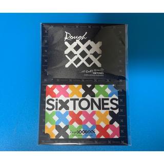 Johnny's - SixTONES Rough xxxxxx ステッカー