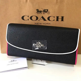 コーチ(COACH)の新品未使用★COACH★長財布(財布)