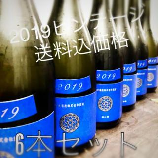 新政 瑠璃 2019-Lapis Lazuli-720ml【送料込】6本セット(日本酒)