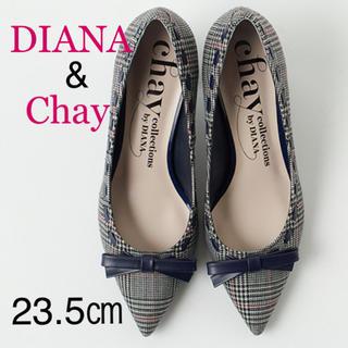 DIANA - DIANA Chayコラボパンプス☆23.5㎝☆超美品
