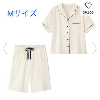 GU - GU SABON コラボ パイルパジャマ(半袖) Mサイズ