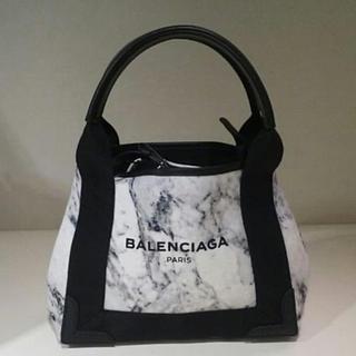 Balenciaga - ★新品★BALENCIAGA バレンシアガ キャンバス2way BAG マーブル