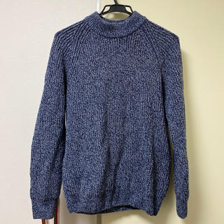 UNIQLO - ミドルゲージモックネックセーター