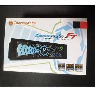 Thermaltake Commender FT ファンコントローラー(PCパーツ)