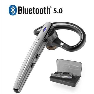 ワイヤレス ヘッドセット Bluetooth 5.0 (ヘッドフォン/イヤフォン)