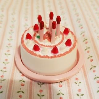 EPOCH - シルバニアファミリー パーティーセットのケーキ