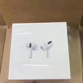 アップル(Apple)のApple AirPods pro  未開封新品(ヘッドフォン/イヤフォン)
