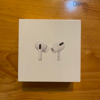 アップル(Apple)のAppleAirPodsPro(ヘッドフォン/イヤフォン)