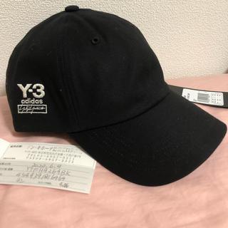 ワイスリー(Y-3)のY-3 adidas キャップ 帽子(キャップ)