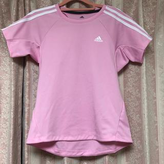 アディダス(adidas)のアディダス Tシャツ ランニングウエア スポーツウエア(Tシャツ(半袖/袖なし))