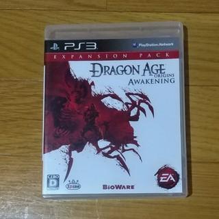 プレイステーション3(PlayStation3)のDragon Age: Origins - Awakening(ドラゴンエイジ:(家庭用ゲームソフト)