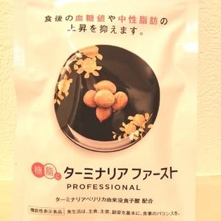 ターミナリアファースト 120粒【新品未開封】(その他)