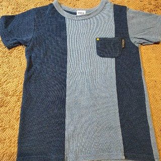 BREEZE - 美品☆BREEZE  異素材半袖Tシャツ 140