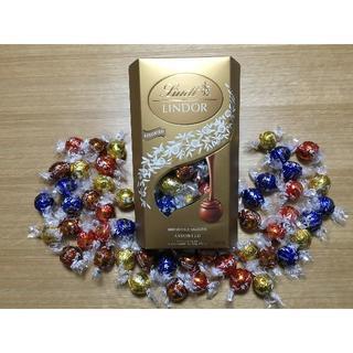 4種類×6コ【24個】 リンツ リンドールチョコレート アソート byコストコ(菓子/デザート)