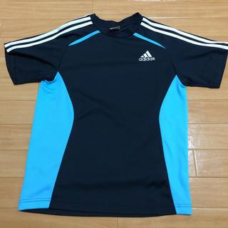 アディダス(adidas)の[adidas]スポーツTシャツ(sサイズ)(ウェア)