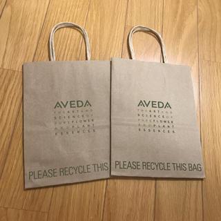 アヴェダ(AVEDA)のアヴェダ ショップバッグ ショッパー(ショップ袋)