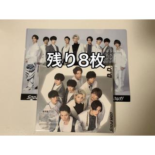 Johnny's - Snow Man CD 【D.D.】