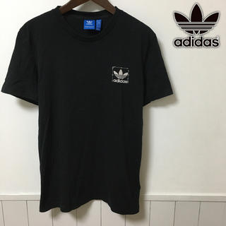 アディダス(adidas)の美品 海外限定 アディダス Tシャツ サイズM ナイキ アディダス(Tシャツ/カットソー(半袖/袖なし))