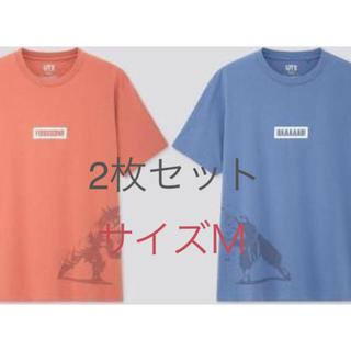 ドラゴンボール ユニクロ Tシャツ 2セット (Tシャツ/カットソー(半袖/袖なし))