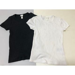 エイチアンドエイチ(H&H)のH &M Tシャツ2枚セット(Tシャツ(半袖/袖なし))