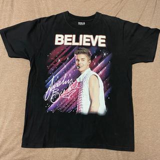 シュプリーム(Supreme)の90's Justin Bieber ジャスティンビーバー Tシャツ(Tシャツ/カットソー(半袖/袖なし))