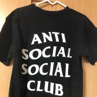 Tシャツ anti social social club(Tシャツ/カットソー(半袖/袖なし))