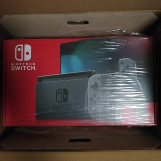 Nintendo Switch - Nintendo Switch Joy-Con(L)/(R) グレー 本体 新品