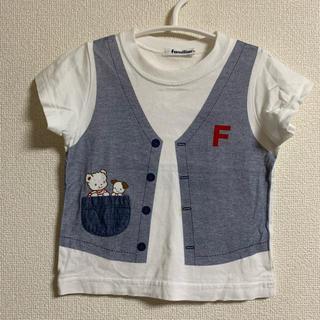 ファミリア(familiar)のファミリア 半袖 tシャツ(Tシャツ/カットソー)