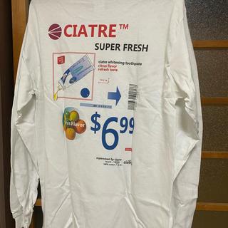 ステューシー(STUSSY)のciatre ロンT(Tシャツ/カットソー(七分/長袖))