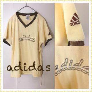 アディダス(adidas)のアディダス ⭐︎タオル地⭐︎Tシャツ(Tシャツ(半袖/袖なし))