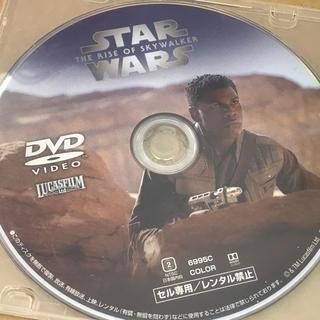 ディズニー(Disney)の未使用 DVD スターウォーズ スカイウォーカーの夜明け DVDのみ(外国映画)