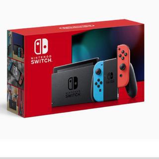 Nintendo Switch - 新品!ニンテンドースイッチ本体 3年保証有り