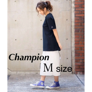 チャンピオン(Champion)のChampion 6oz Tシャツ 半袖 Mサイズ(Tシャツ/カットソー(半袖/袖なし))