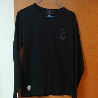 メンズ ロンT サイズM(Tシャツ/カットソー(七分/長袖))