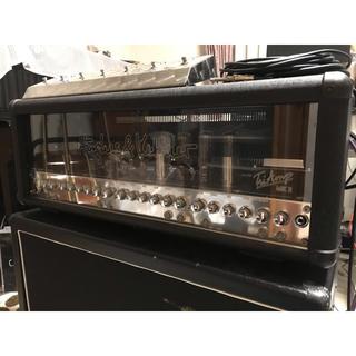 Hughes&Kettner triamp mk2 + フットスイッチ ジャンク(ギターアンプ)