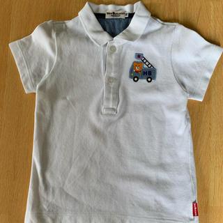 ミキハウス(mikihouse)のミキハウス ポロシャツ(90)(Tシャツ/カットソー)