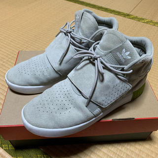 アディダス(adidas)のadidas アディダス スニーカー グレー(スニーカー)