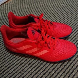 アディダス(adidas)のサッカー トレシュー アディダス24.5(シューズ)
