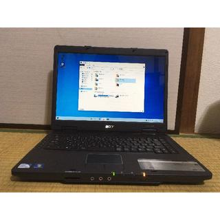 エイサー(Acer)のAcer TravelMate 5330 VAIO付き ★★★★(ノートPC)