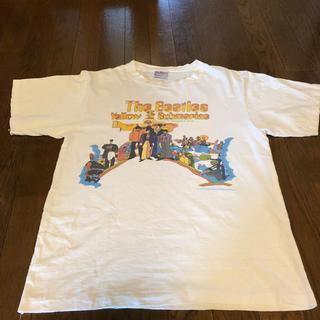 【VINTAGE】90's the Beatles band T(Tシャツ/カットソー(半袖/袖なし))