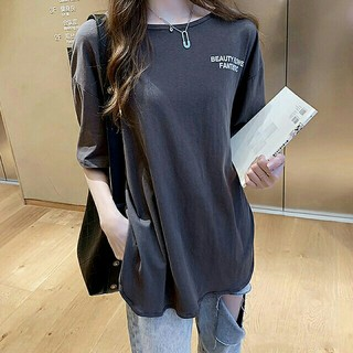 大人気 オーバーサイズ 半袖tシャツ 韓国ファッション(Tシャツ(半袖/袖なし))