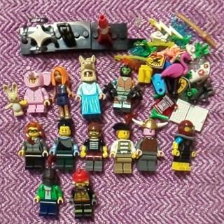 レゴ(Lego)のミニフィグ LEGO(知育玩具)