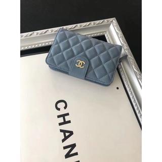 CHANEL - 【CHANEL】シャネル 折り畳み財布