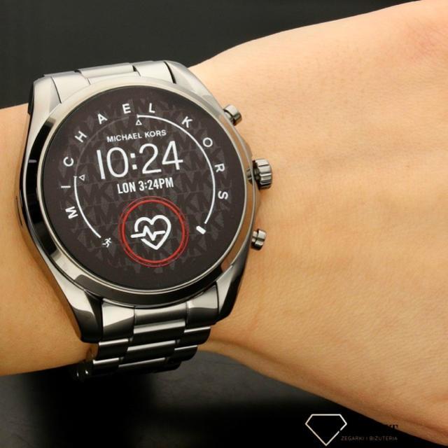 Michael Kors(マイケルコース)のマイケルコース 腕時計 Michael Kors Gen 5 Bradshaw メンズの時計(腕時計(デジタル))の商品写真