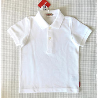ミキハウス(mikihouse)の【新品タグ付】★ミキハウス★mikihouse★半袖ポロシャツ★100(Tシャツ/カットソー)