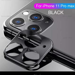 カメラカバー 新品 iPhone11Pro/11Promax用 黒