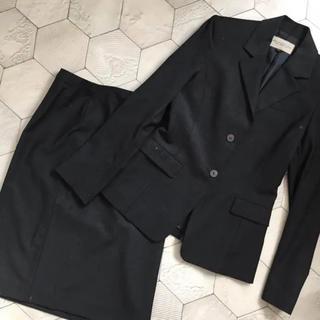 PROPORTION BODY DRESSING - ボディドレッシング スーツ 上下 スカート ジャケット L 大きいサイズ