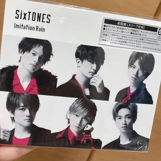 SixTONES シングル(アイドルグッズ)